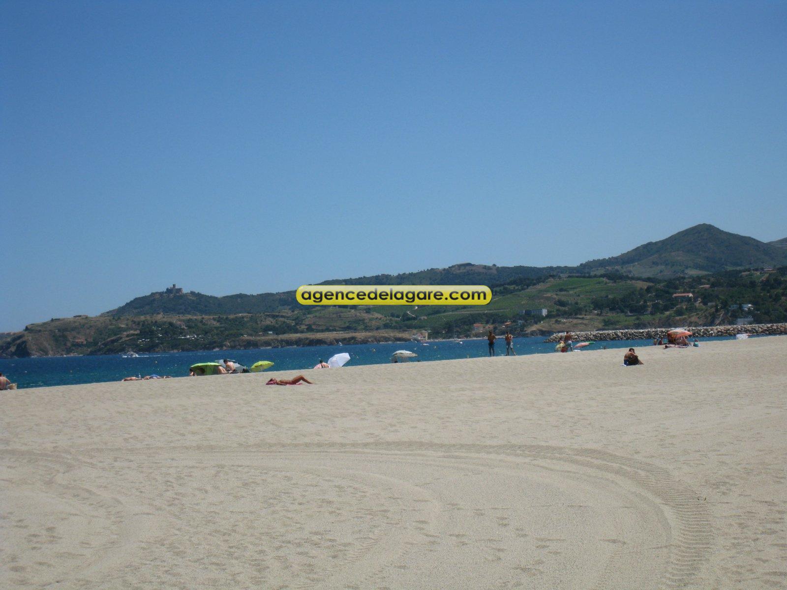 Faites quelques metres et allongez-vous sur le sable...