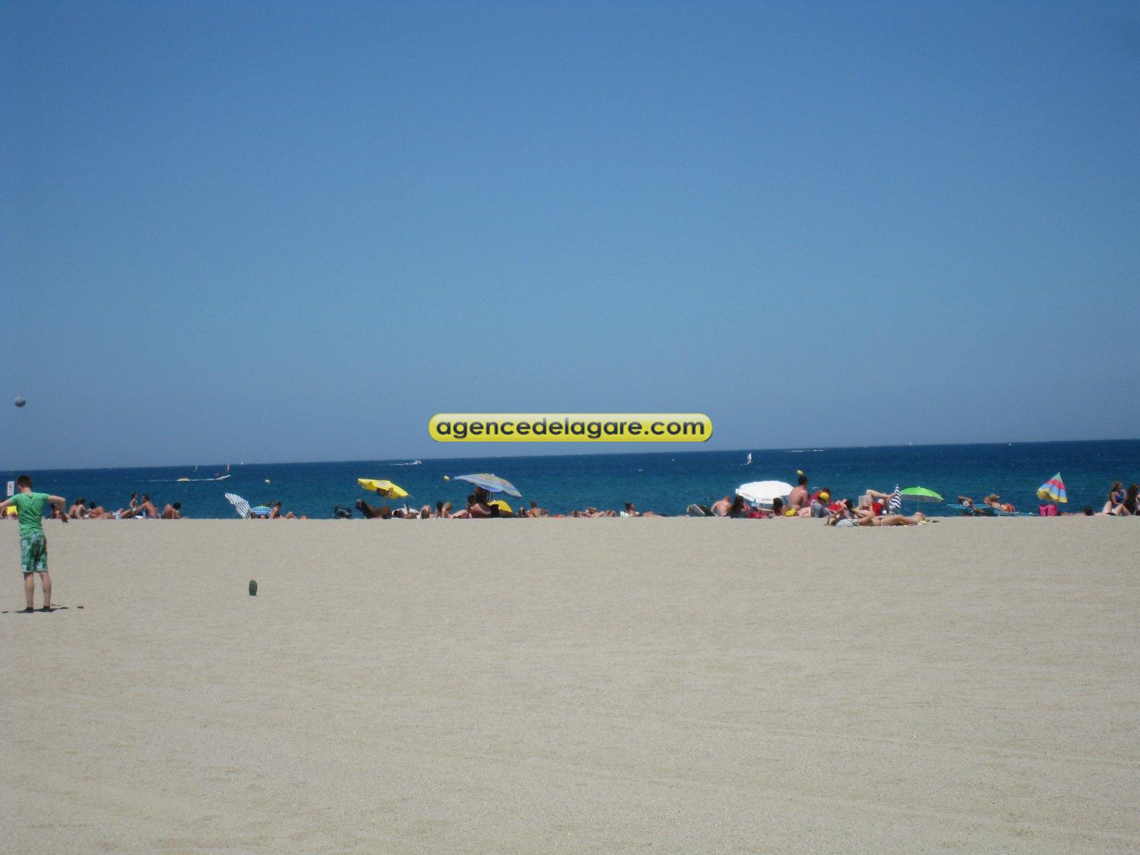 La plage pas loin de chez vous...